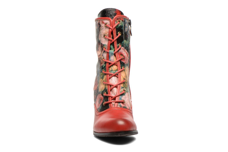 Bottines et boots Laura Vita Tarlat Multicolore vue portées chaussures