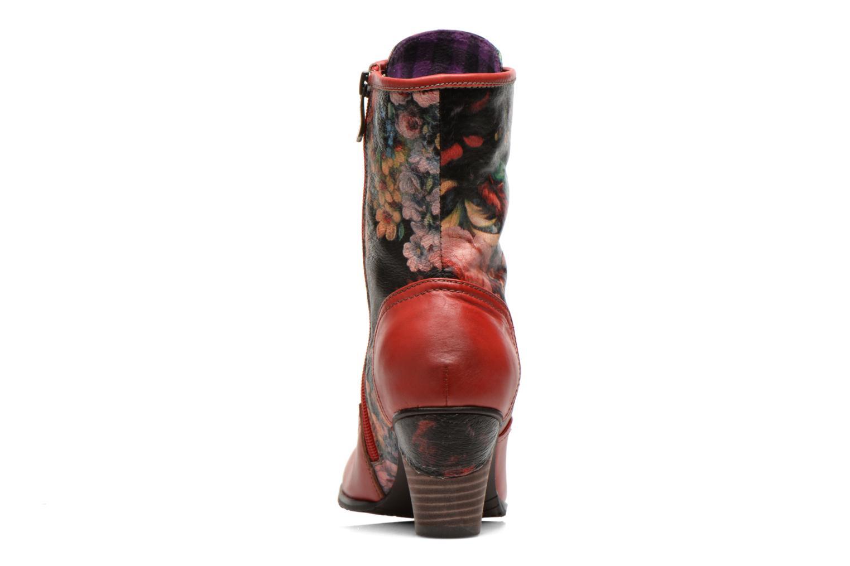 Bottines et boots Laura Vita Tarlat Multicolore vue droite