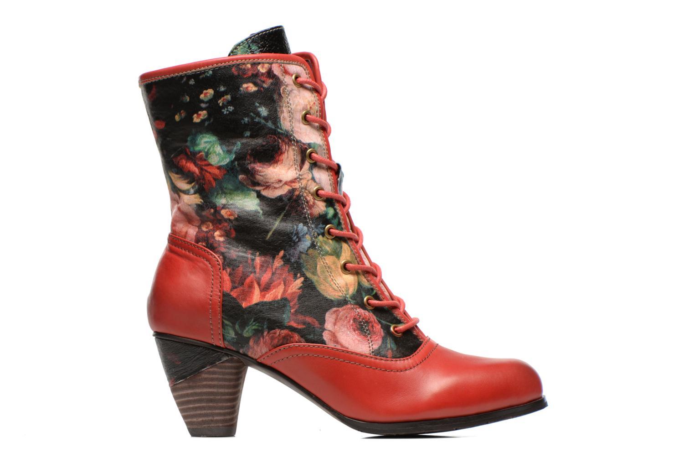 Bottines et boots Laura Vita Tarlat Multicolore vue derrière