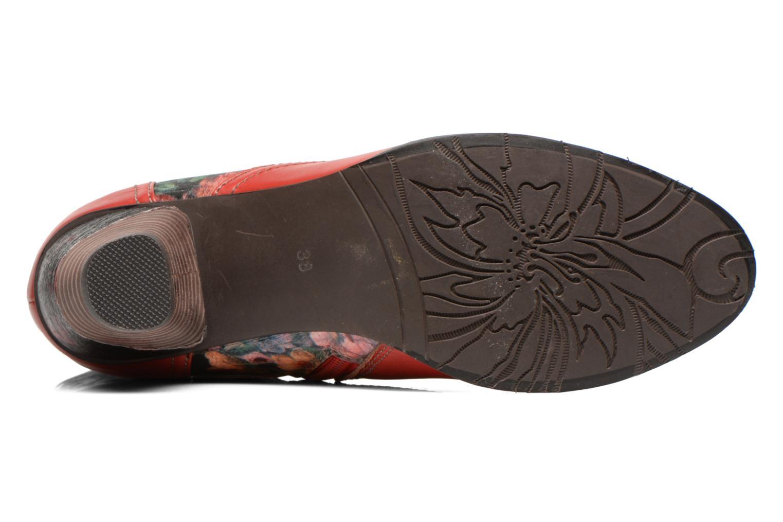 Bottines et boots Laura Vita Tarlat Multicolore vue haut