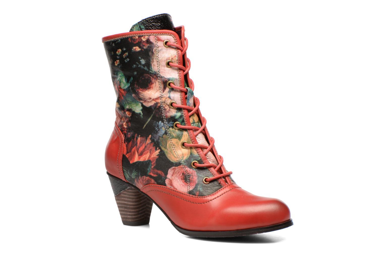 Bottines et boots Laura Vita Tarlat Multicolore vue détail/paire
