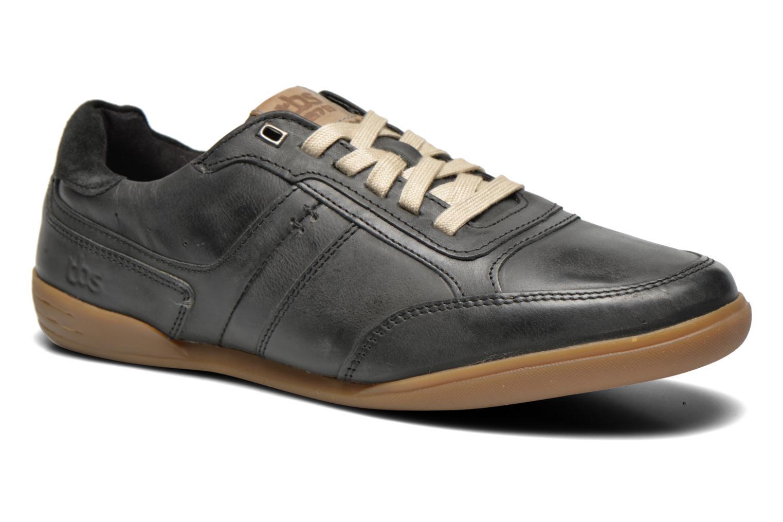 Sneaker TBS Damonn schwarz detaillierte ansicht/modell