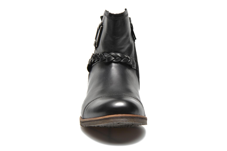 Bottines et boots TBS Melina Noir vue portées chaussures