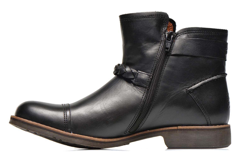 Bottines et boots TBS Melina Noir vue face