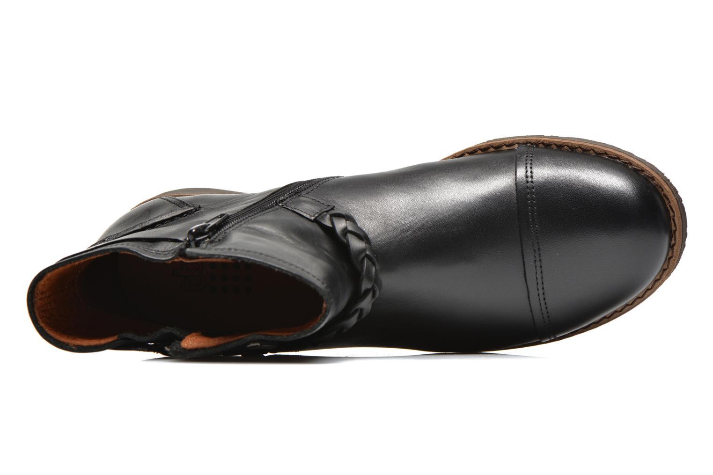 Bottines et boots TBS Melina Noir vue gauche