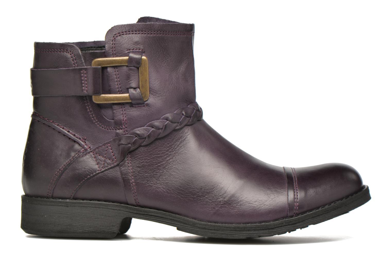 Bottines et boots TBS Melina Violet vue derrière