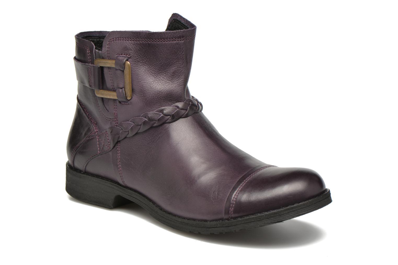 Bottines et boots TBS Melina Violet vue détail/paire