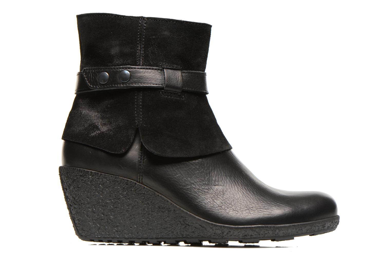 Bottines et boots TBS Wester Noir vue derrière