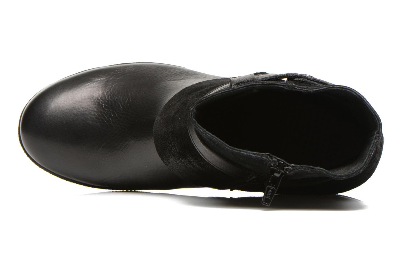 Bottines et boots TBS Wester Noir vue gauche