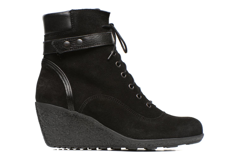 Boots en enkellaarsjes TBS Wynona Zwart achterkant