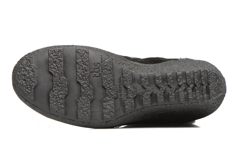 Stiefeletten & Boots TBS Wynona schwarz ansicht von oben