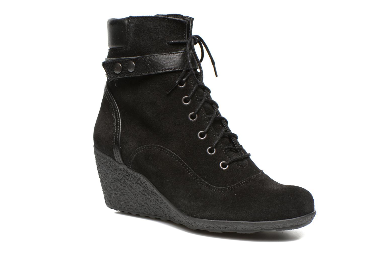 Boots en enkellaarsjes TBS Wynona Zwart detail