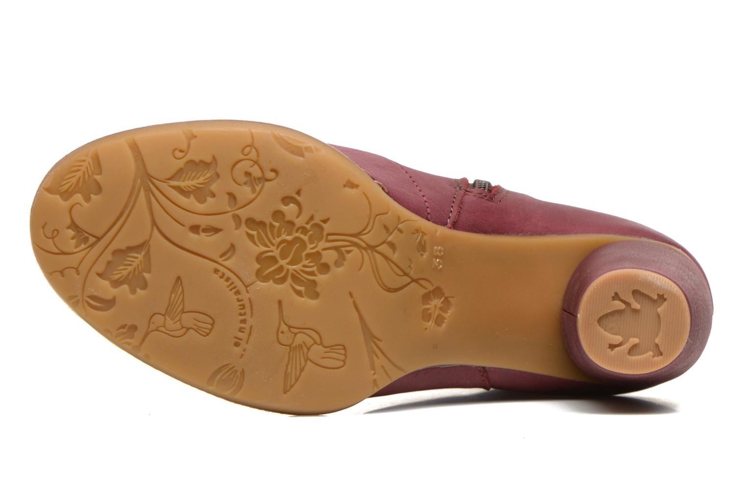 modelo más vendido de la marca El Naturalista Colibri N495 (Vino) - Botines  en Más cómodo