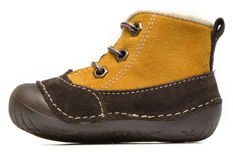 Stiefeletten & Boots Primigi Raffyx-E gelb ansicht von vorne