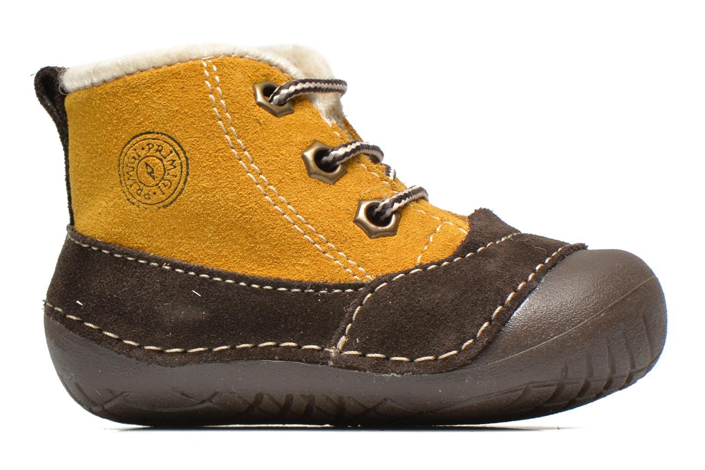 Bottines et boots Primigi Raffyx-E Jaune vue derrière