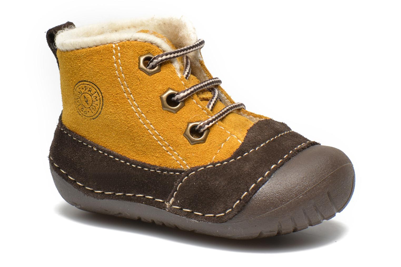 Bottines et boots Primigi Raffyx-E Jaune vue détail/paire