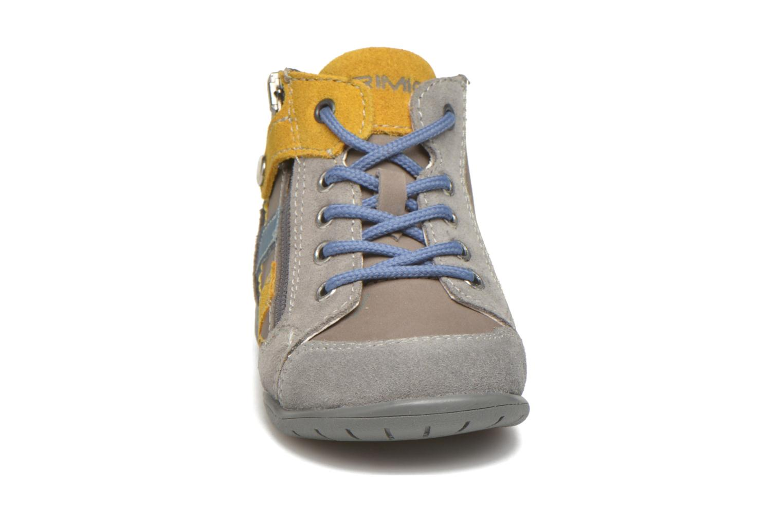 Bottines et boots Primigi Florian Gris vue portées chaussures