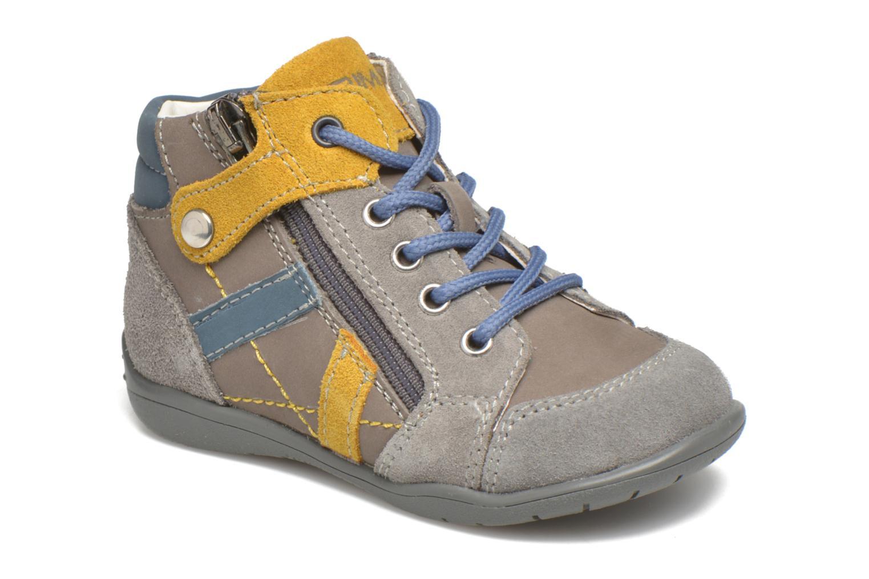 Bottines et boots Primigi Florian Gris vue détail/paire
