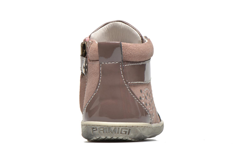 Bottines et boots Primigi Soleil Rose vue droite
