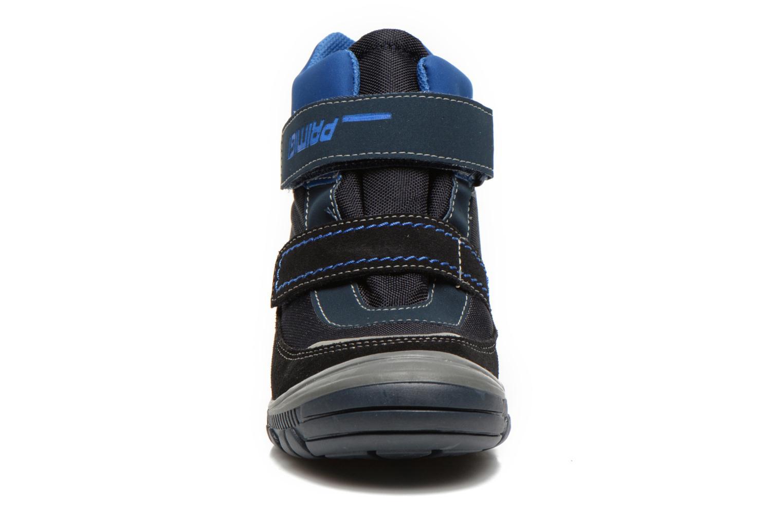 Stivaletti e tronchetti Primigi Skanor 1-e Azzurro modello indossato