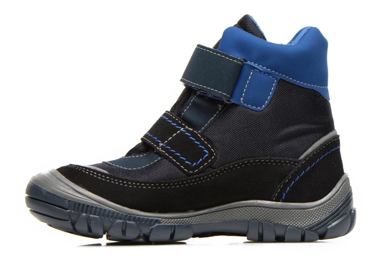 Bottines et boots Primigi Skanor 1-e Bleu vue face