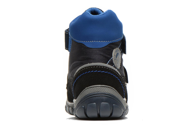Bottines et boots Primigi Skanor 1-e Bleu vue droite