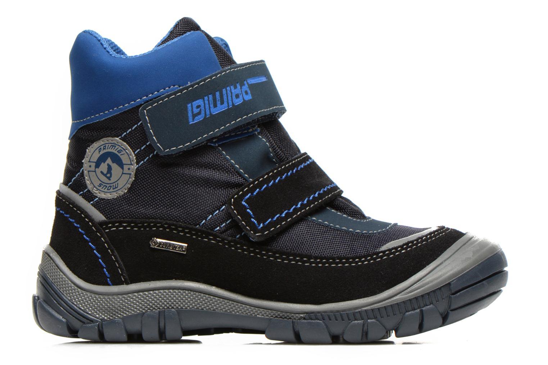 Bottines et boots Primigi Skanor 1-e Bleu vue derrière