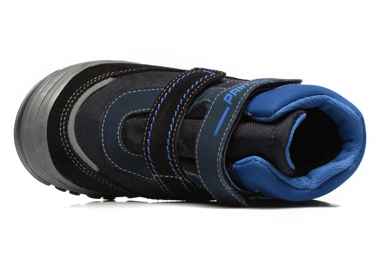 Bottines et boots Primigi Skanor 1-e Bleu vue gauche