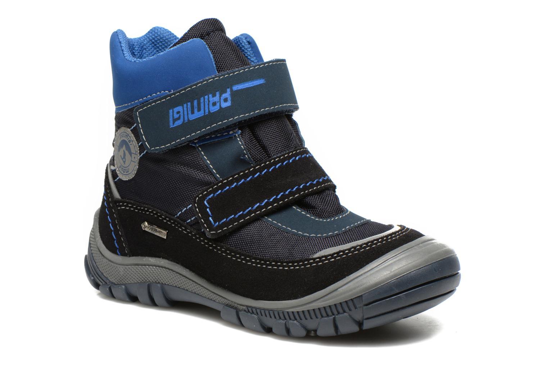 Bottines et boots Primigi Skanor 1-e Bleu vue détail/paire