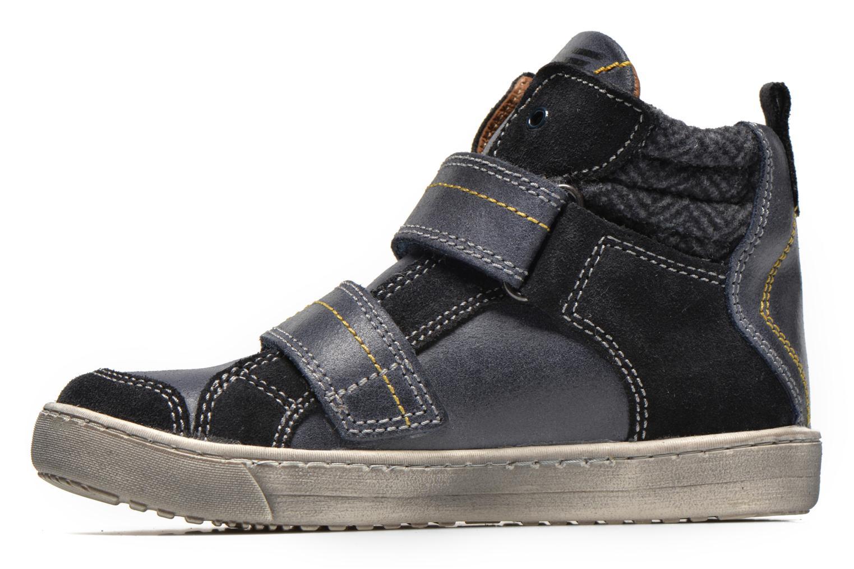 Schoenen met klitteband Primigi Lionnel Blauw voorkant