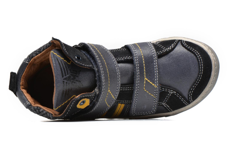 Chaussures à scratch Primigi Lionnel Bleu vue gauche