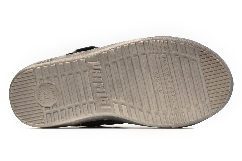 Chaussures à scratch Primigi Lionnel Bleu vue haut