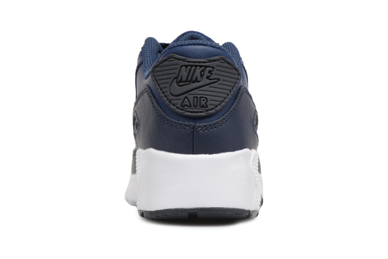 Baskets Nike Nike Air Max 90 Ltr (Ps) Bleu vue droite