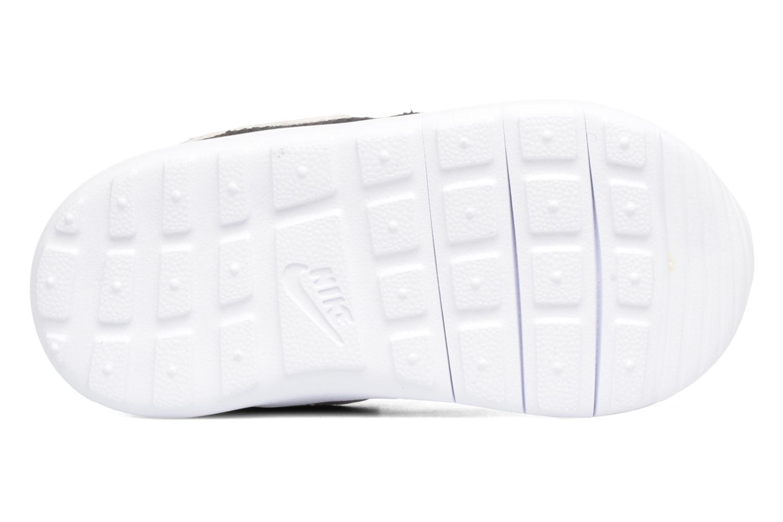 Baskets Nike Nike Roshe One Print (Tdv) Noir vue haut