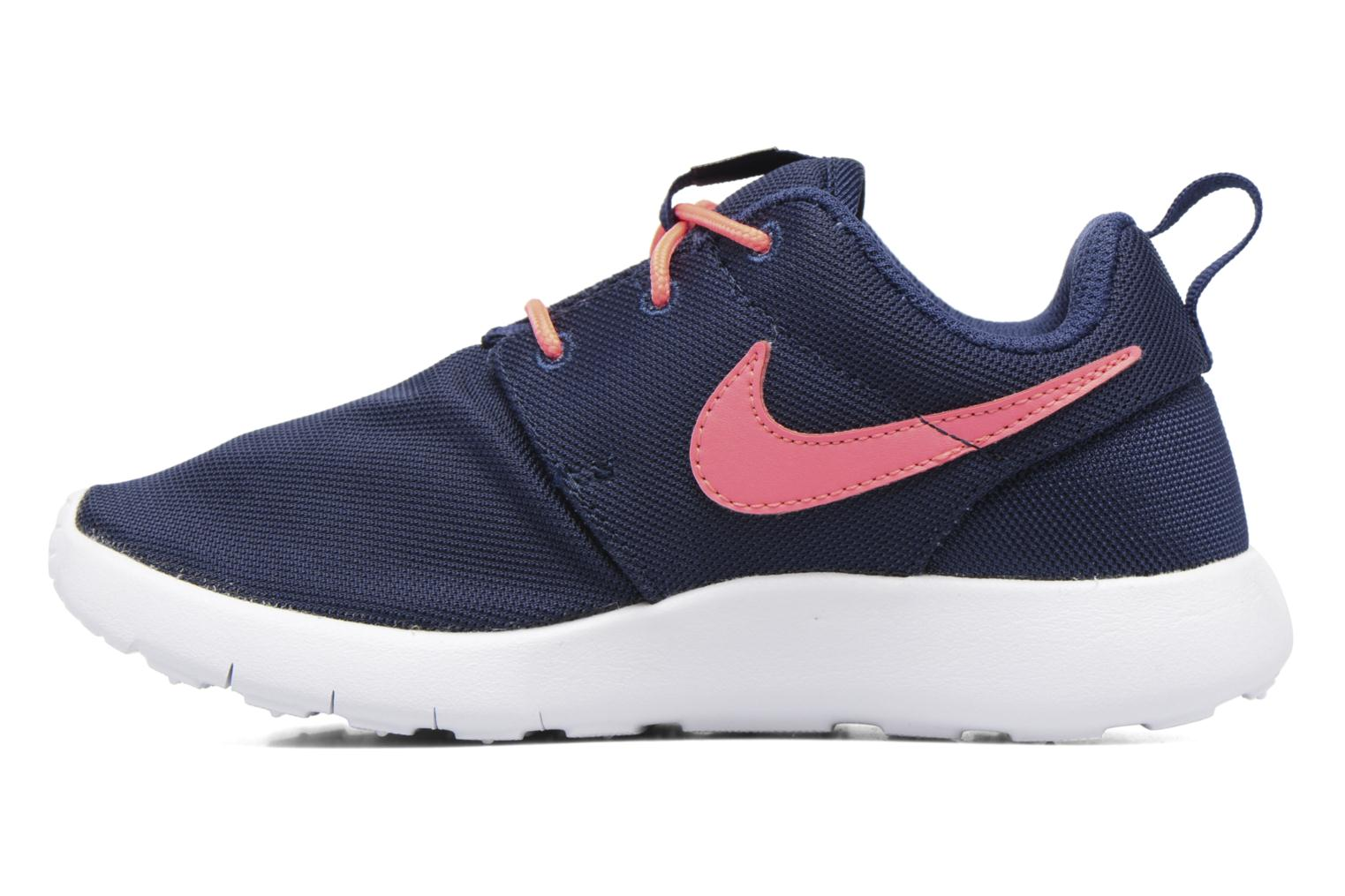 Baskets Nike Nike Roshe One (Ps) Bleu vue face