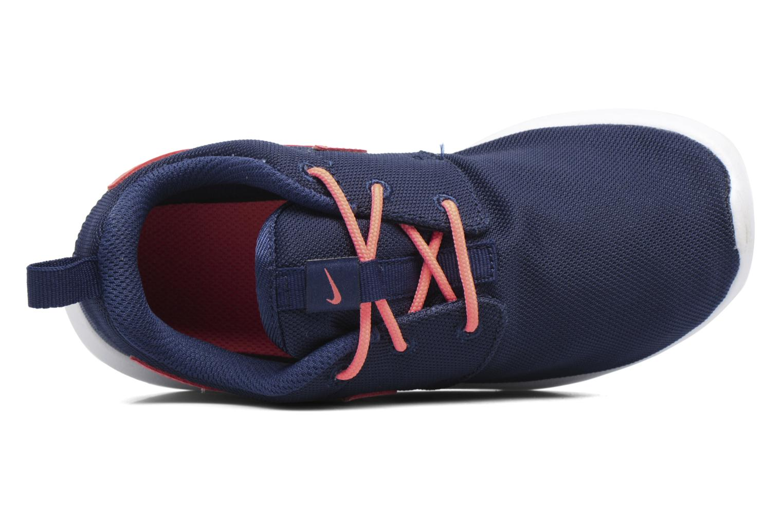 Baskets Nike Nike Roshe One (Ps) Bleu vue gauche