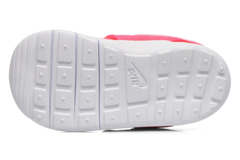 Baskets Nike Nike Roshe One (Tdv) Rose vue haut