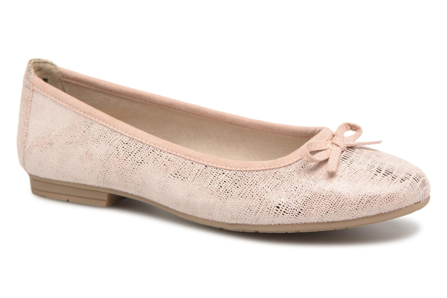 Aciego - Ballerines Pour Dames / Chaussures Roses Jana