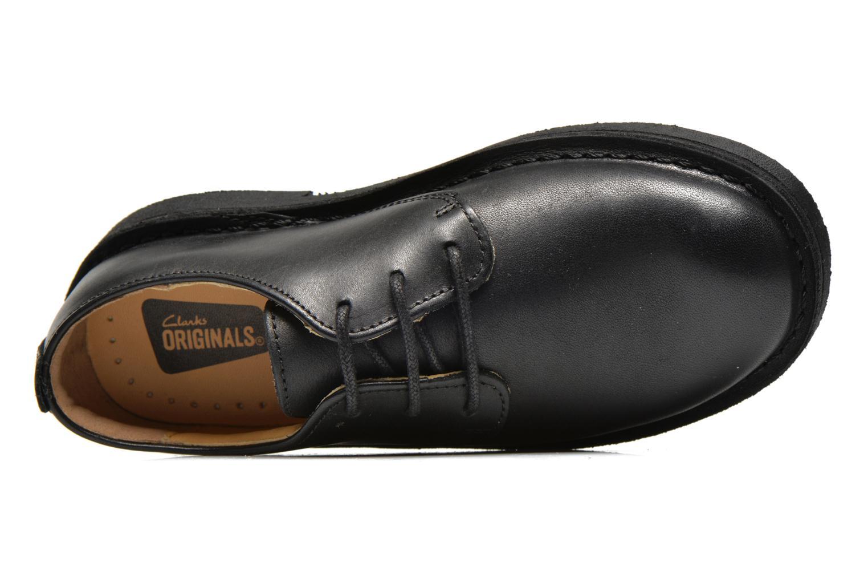 Desert Lnd Black leather