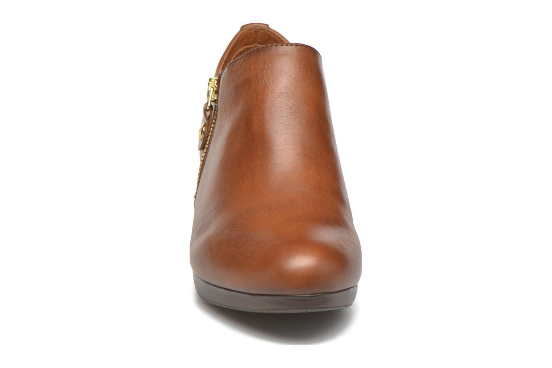Bottines et boots Pikolinos SALERNO W9C-7527 Marron vue portées chaussures