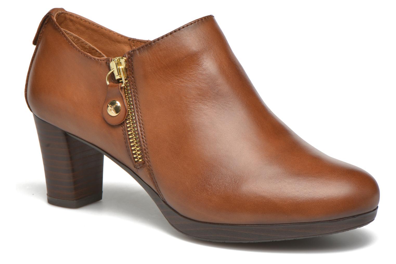 Bottines et boots Pikolinos SALERNO W9C-7527 Marron vue détail/paire