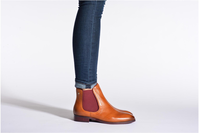 Stiefeletten & Boots Pikolinos Royal W4D-8637 braun ansicht von unten / tasche getragen