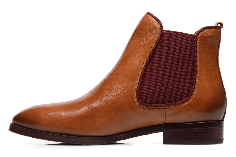 Stiefeletten & Boots Pikolinos Royal W4D-8637 braun ansicht von vorne