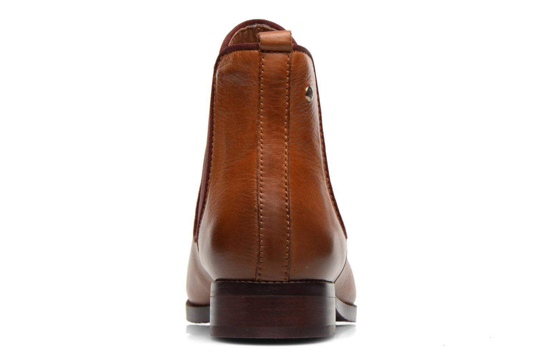 Stiefeletten & Boots Pikolinos Royal W4D-8637 braun ansicht von rechts