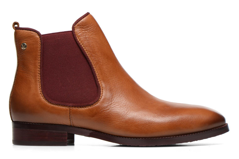 Bottines et boots Pikolinos Royal W4D-8637 Marron vue derrière