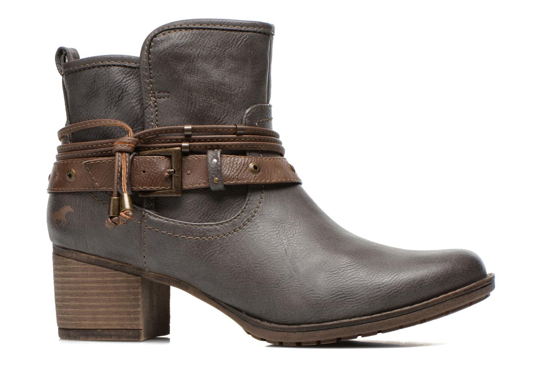 Bottines et boots Mustang shoes Hillun Gris vue derrière