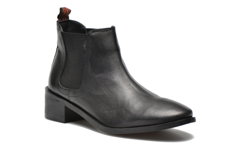 Zapatos casuales salvajes Pepe jeans Angie Special (Negro) - Botines  en Más cómodo