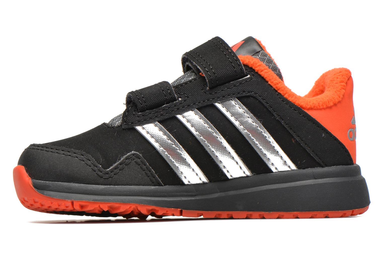 Sportschuhe Adidas Performance Snice 4 CF I schwarz ansicht von vorne