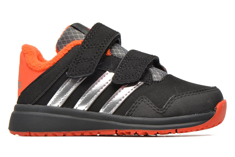 Sportschuhe Adidas Performance Snice 4 CF I schwarz ansicht von hinten