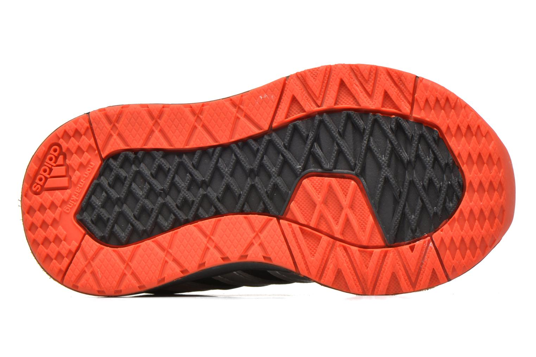 Sportschuhe Adidas Performance Snice 4 CF I schwarz ansicht von oben
